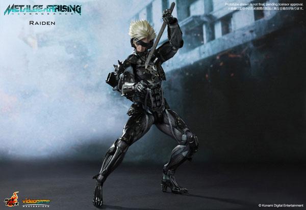 JANコード検索:在庫/最安値チェック:ビデオゲーム・マスターピース メタルギア ライジング リベンジェンス 1/6 雷電