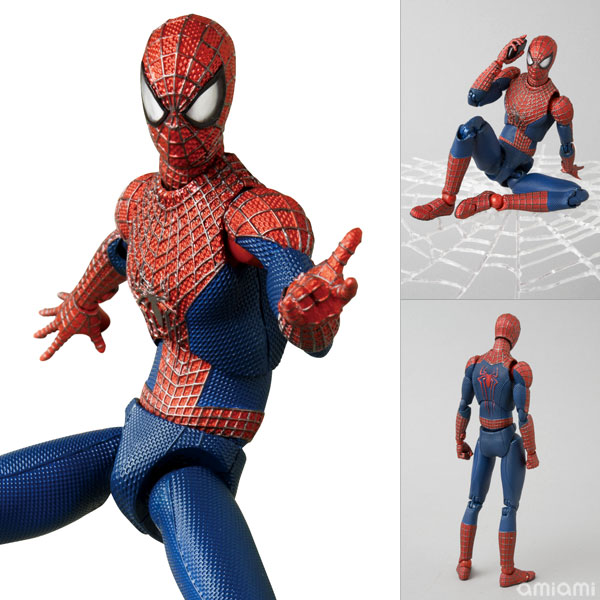 JANコード検索:在庫/最安値チェック:マフェックス No.004 アメイジング・スパイダーマン 2 DX セット