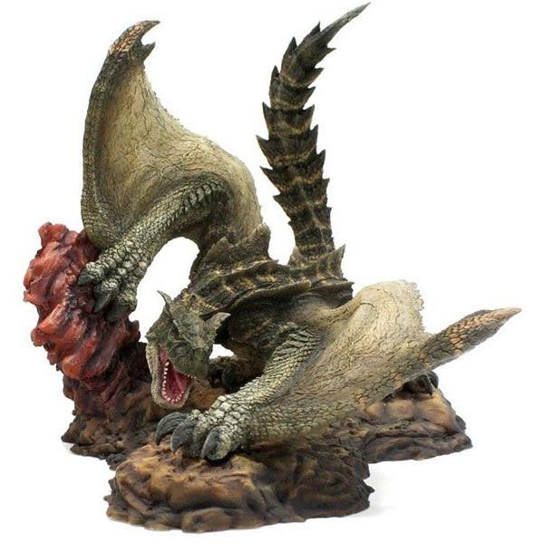 フィギュアビルダー クリエイターズモデル 黒轟竜 ティガレックス亜種