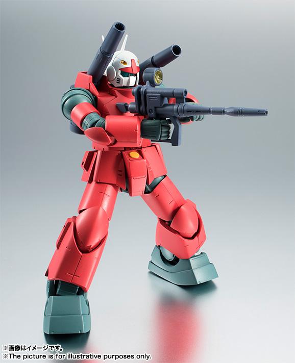 ROBOT魂 RX-77-2 ガンキャノン ver. A.N.I.M.E. 予約 バンダイ フィギュア 4月新作最安値予約