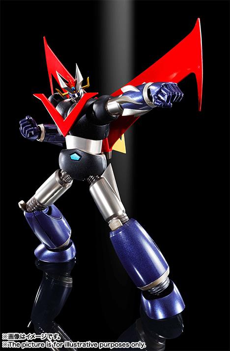 スーパーロボット超合金 グレートマジンガー~鉄(くろがね)仕上げ~ バンダイ 新作最安値予約